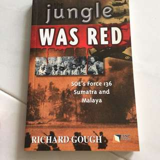 Jungle was Red