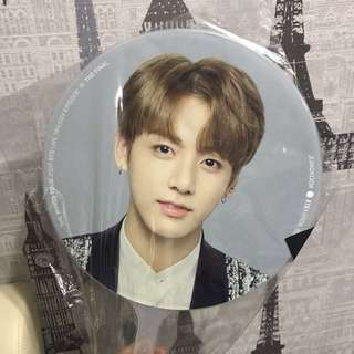 BTS THE WINGS TOUR THE FINAL JK IMAGE PICKET