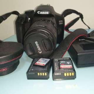 Canon 1300d eos