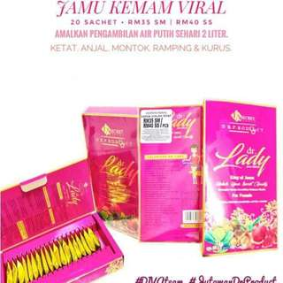 DR LADY KING OF JAMU  @$25 INCLUDED MAIL