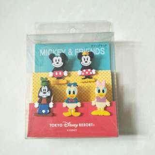 Disney Paper Clips
