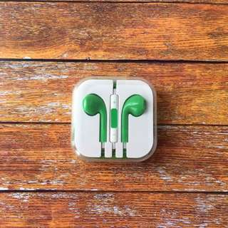 BNIP Green Earpiece