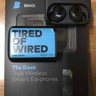 BRAGI藍牙耳機