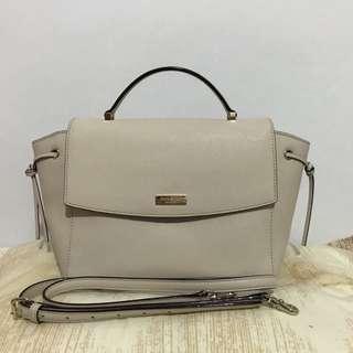Kate Spade NY Laurel Way Lilah Saffiano Leather Crossbody Handbag