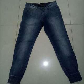 Penshoppe denimlab jeans