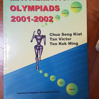 Singapore Mathematical Olympiads Qns and Ans assessment book