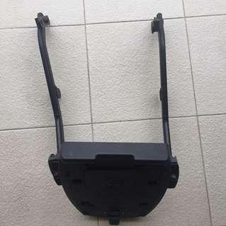 2b box rack and base plate used for Yamaha RXK 135 / RXS