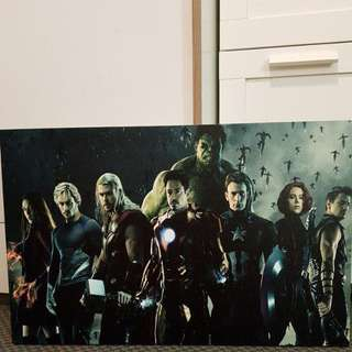 Marvel Avengers: Age of Ultron canvas print