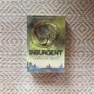 Insurgent (Divergent Trilogy) - Veronica Roth