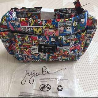 Bundle Sale! BNWT Jujube SuperToki Hobobe and Kaiju City Be charged