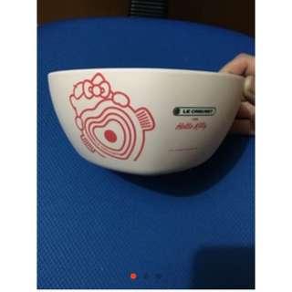 🚚 Hello Kitty法國風造型餐碗