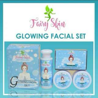 Fairy Skin Glowing Set
