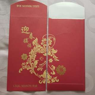Red Packets Legg Mason