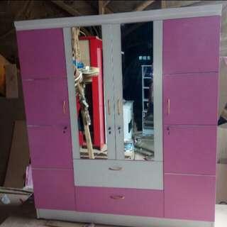 Lemari Pakaian 4 Pintu 150 x 50 x 180 cm