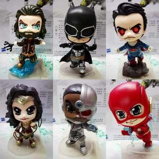 Justice league Chibi