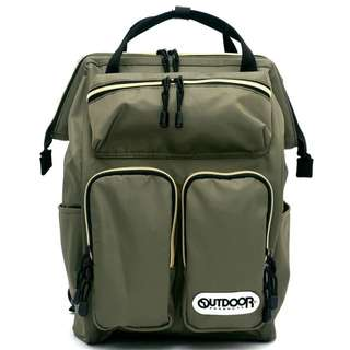 OUTDOOR MELROSE WIRED BACKPACK