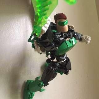 Lego Build 4528 Green Lantern