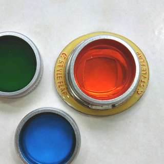 Polaroid Colour Filters
