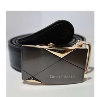 [$15 Automatic Formal Leather Belt]