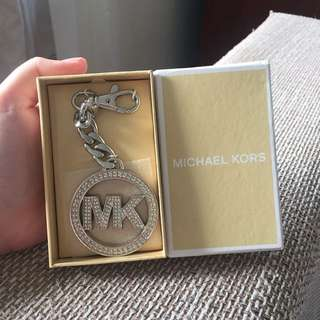 💯 Authentic Michael Kors Keychain