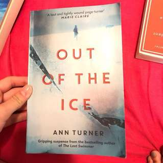 [GONE GIRL GENRE] Out of the Ice
