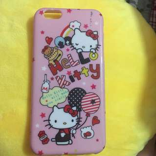 iPhone 6 hello kitty phone case
