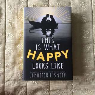 This Is What Happy Looks Like - Hardbound