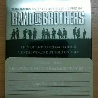Band of Brothers by Steven Speilberg