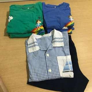 Ascension kindergarten uniforms