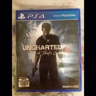 Bd ps4 uncharted 4