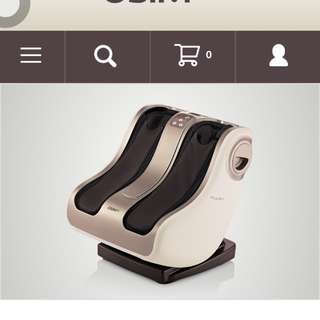 OSIM foot massager, eUphoria Warm OS-338