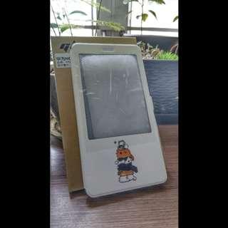 華為Note8  手機套 連 抗藍光防爆玻璃貼膜