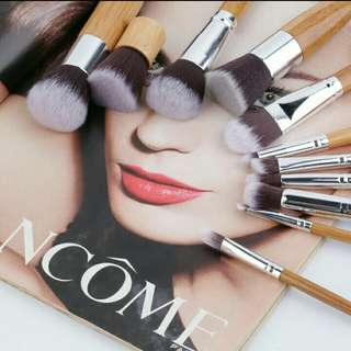 11pcs Soft Makeup Brushes
