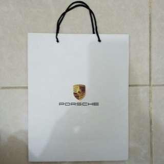 Paperbag / Paper Bag / Tas Karton Branded Porsche