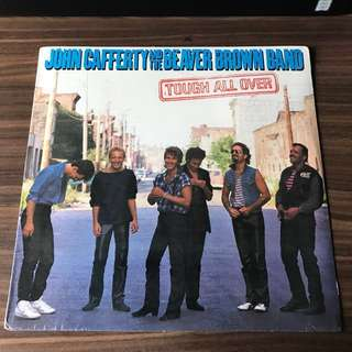 John Cafferty and the Beaver Brown Band: Tough All Over