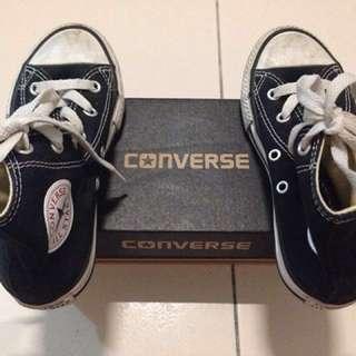CONVERSE Black Allstar