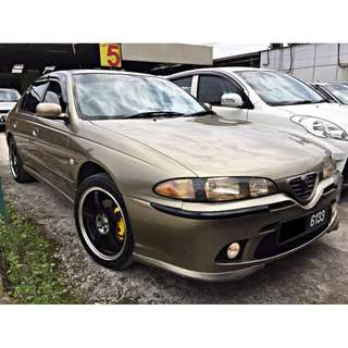 PROTON PERDANA 2.0 SEI (M) EXTRA MORE ACCESSORIES 1995