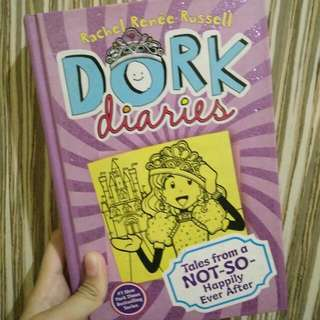 Dork Diaries : Tales From Not So Happily Ever After