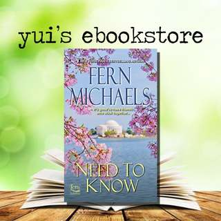 YUI'S EBOOKSTORE - NEED TO KNOW - SISTERHOOD #28