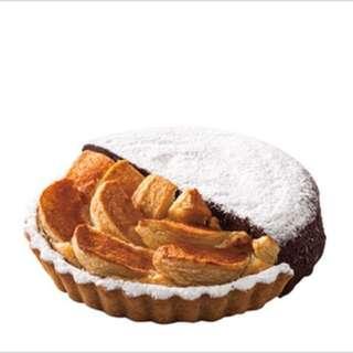 🔥代購6寸橘村屋比利時頂級73%純苦巧克力+鄉村蘋果派