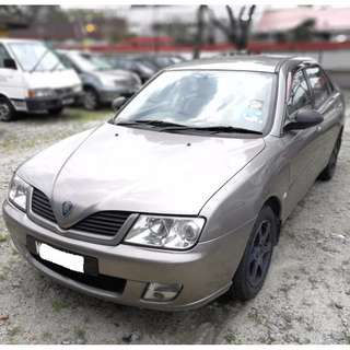 Waja 1.6 MMC Manual 2005 Good Condition !!