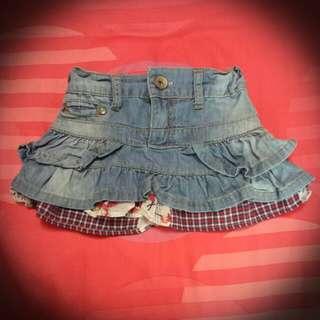 Preloved Mandarino Skirt