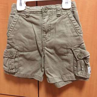 Children's place cargo shorts