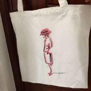 Chanel 2018 環保袋