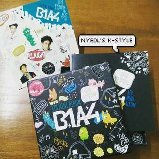 B1A4 WHAT'S GOIN ON Album