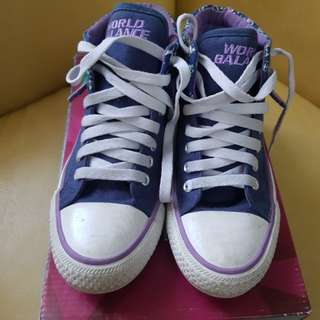 Pre-loved Street Casual Shoes