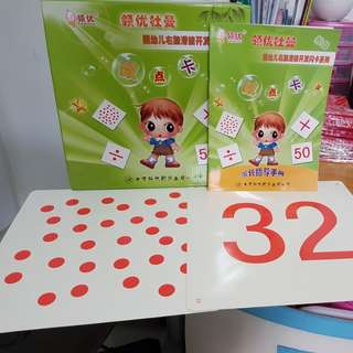 Math Dots Flashcards