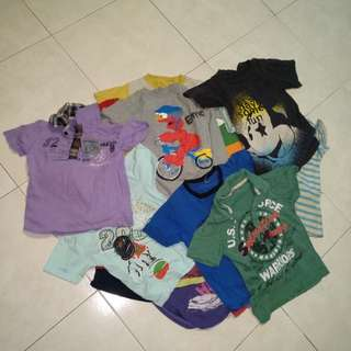 Preloved Boys Clothes~clearance
