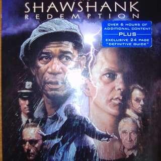 The Shawshank Redemption 10th Anniversary Edition.