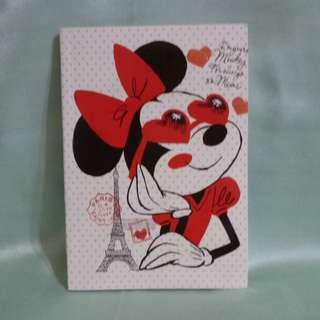 Mini Mouse Notebook